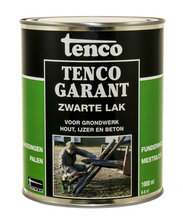 Tencogarant Teervrij Zwart 1L