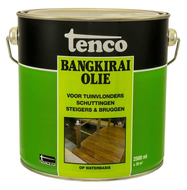 Tenco Bangkirai Olie Naturel 2,5L