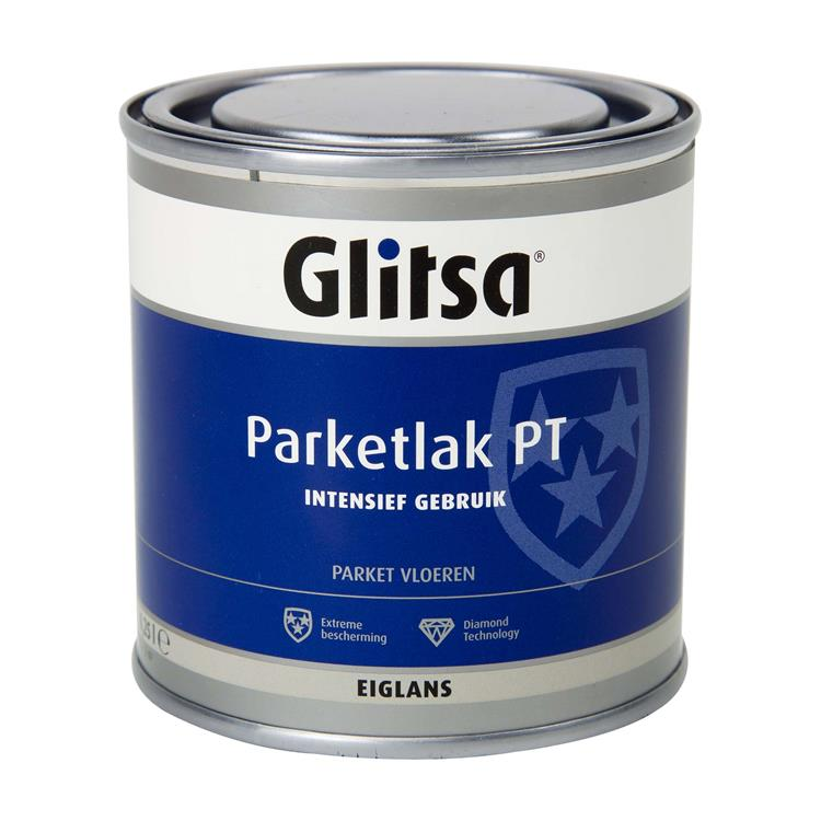 Glitsa Acryl Parketlak Pt Eiglans 250 Ml