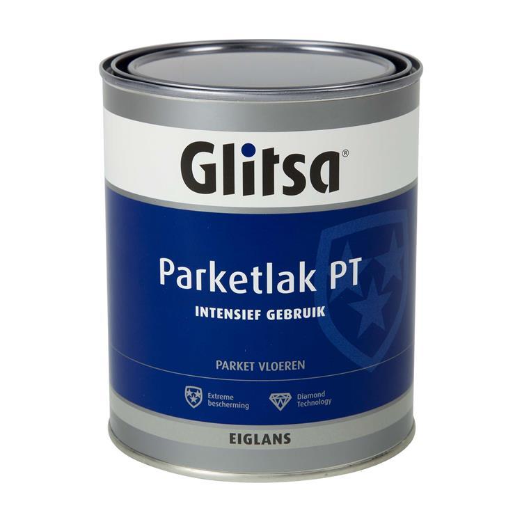 Glitsa Acryl Parketlak Pt Eiglans 1 L