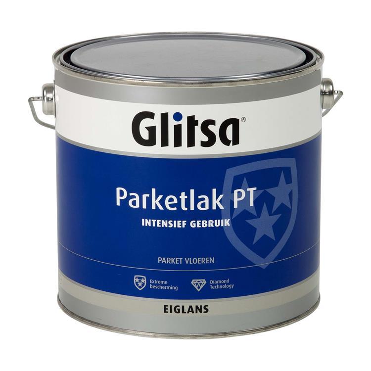 Glitsa Acryl Parketlak Pt Eiglans 2,5 L