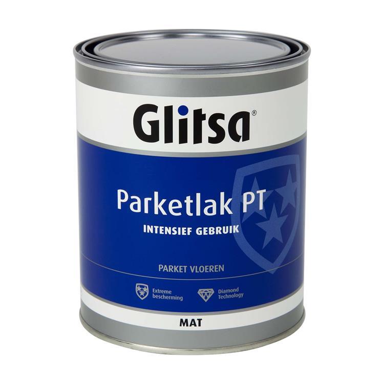 Glitsa Acryl Parketlak Pt Mat 1 L