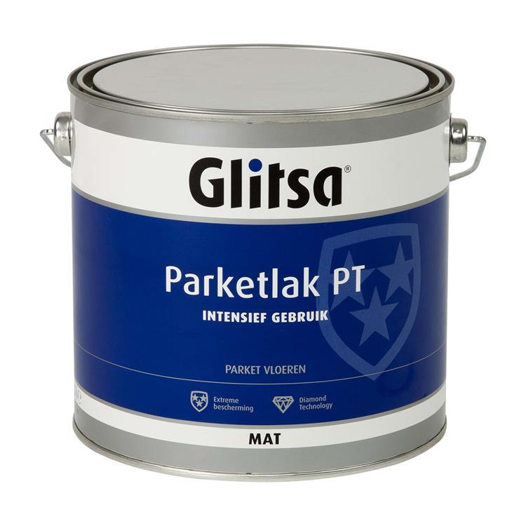 Glitsa Acryl Parketlak Pt Mat 2,5 L