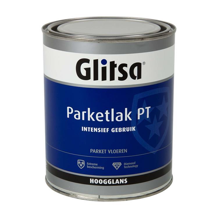 Glitsa Acryl Parketlak Pt Glans 1 L