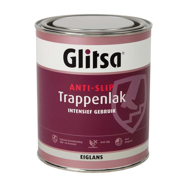 Glitsa Acryl Antislip Trappenlak 750 Ml