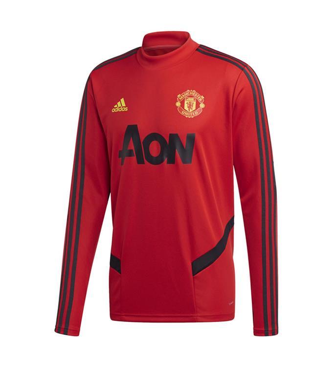 adidas Manchester United FC Training Longsleeve M