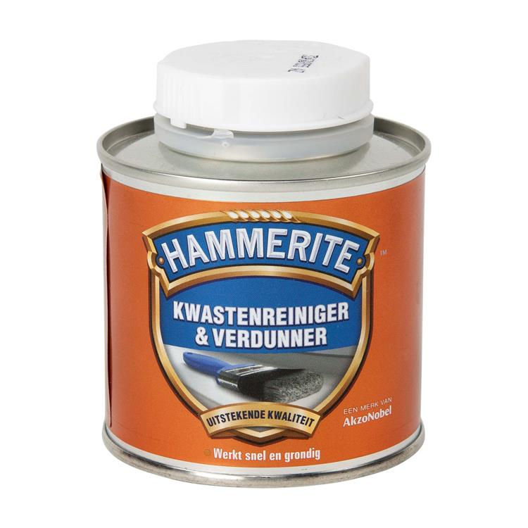 Hammerite Kwastenreiniger & Verdunner 250 Ml