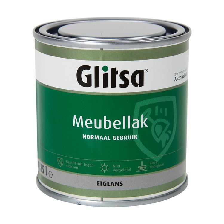 Glitsa Acryl Meubellak 250 Ml