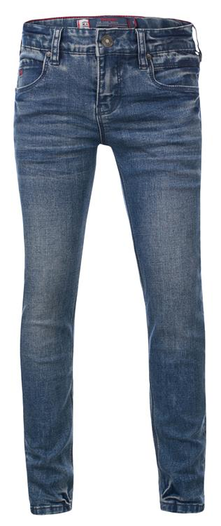 Blue Rebel Solder - slim fit - rebel wash - dudes