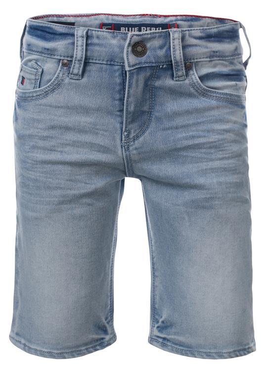 Blue Rebel Brick - shorts - sky wash - dudes