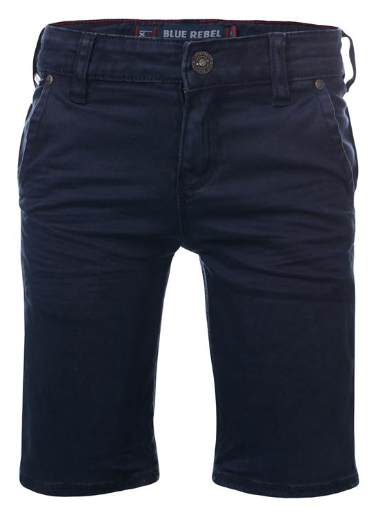 Blue Rebel Chino - shorts - navy - dudes