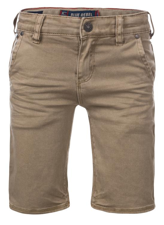 Blue Rebel Chino - shorts - khaki - dudes