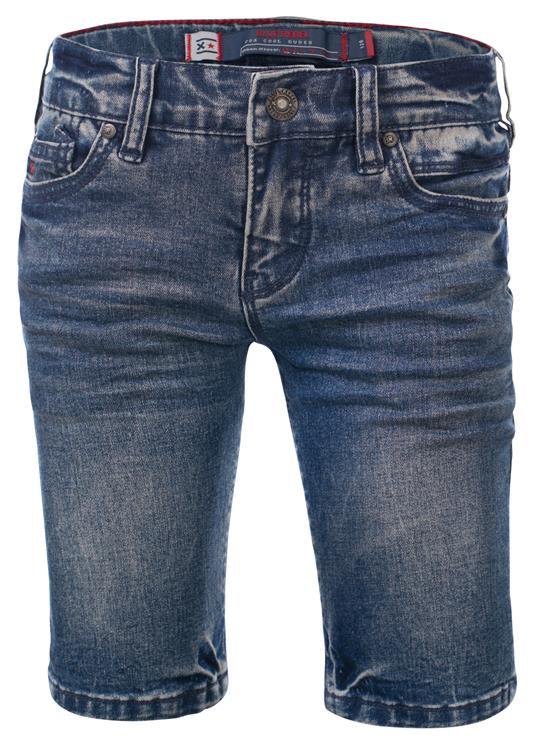 Blue Rebel Solder - shorts - rebel wash - dudes