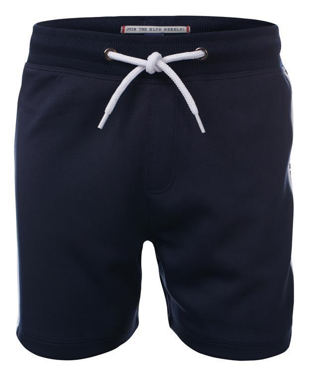 Blue Rebel - sweat shorts - navy - dudes