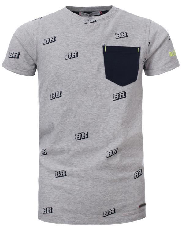 Blue Rebel - T-shirt - light grey - dudes