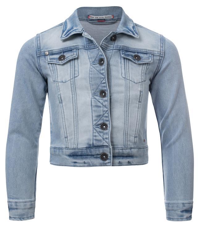 Blue Rebel Groupy - jacket - sky wash - betties