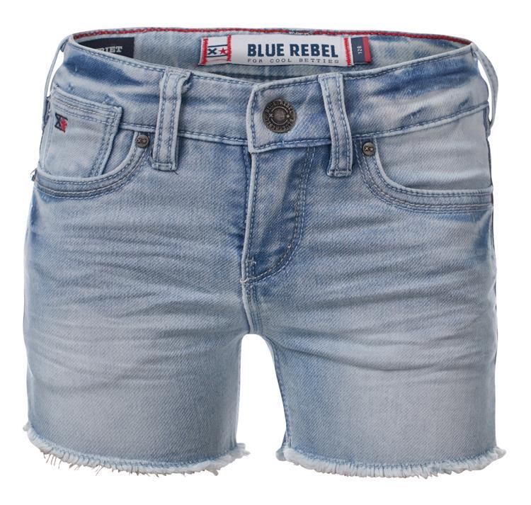 Blue Rebel Pyriet - shorts - sky wash - betties