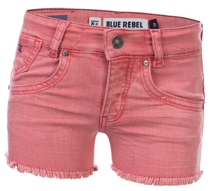 Blue Rebel Gold - short - bubblegum - betties