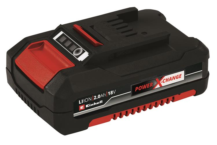 Einhell Power X-Change 18 Volt,2000mah accu