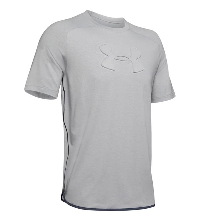 Under Armour UNSTOPPABLE MOVE TEE-GRY T-Shirt