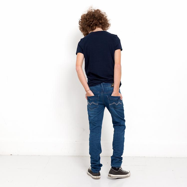 Blue Rebel MINOR - Civil Wash - skinny fit jeans - dudes