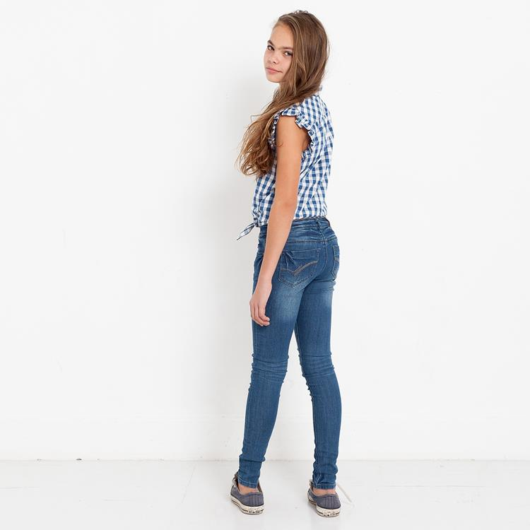 Blue Rebel COPAL - Art Wash - ultra skinny fit jeans - betties