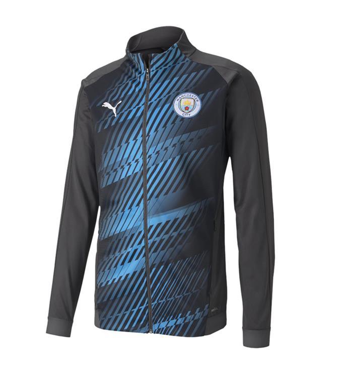 Puma Manchester City FC Stadium League Jacket 2019/2020 M
