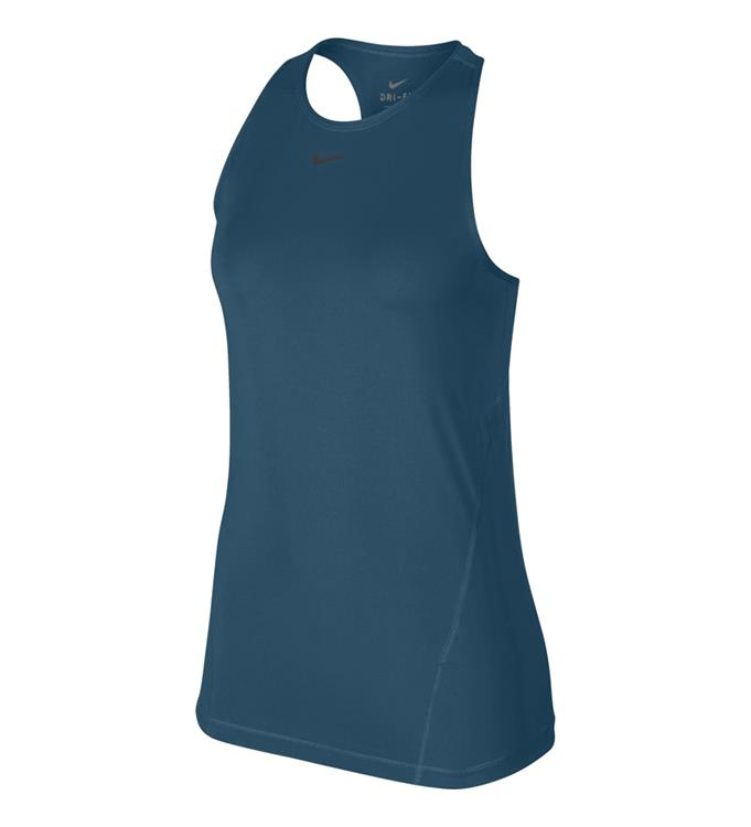 Nike W NP TANK ALL OVER MESH Trainingstanktop