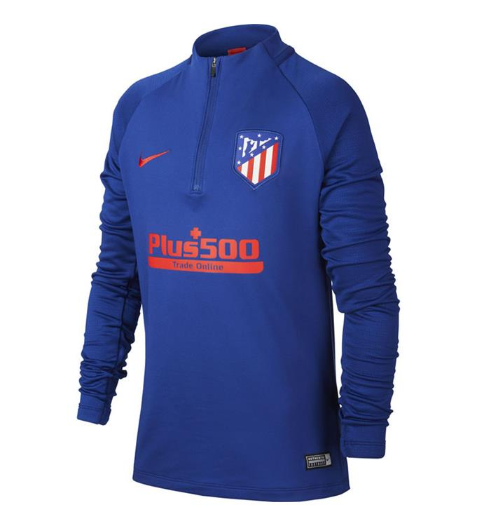 Nike Atletico Madrid Trainingstop 2019/2020 Y
