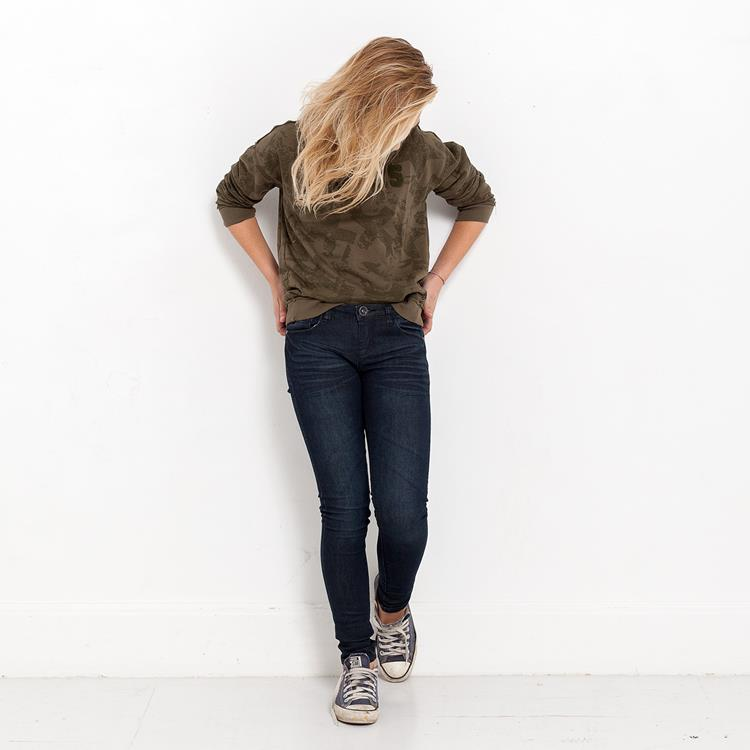 Blue Rebel COPAL - Lagu Wash - ultra skinny fit jeans - betties