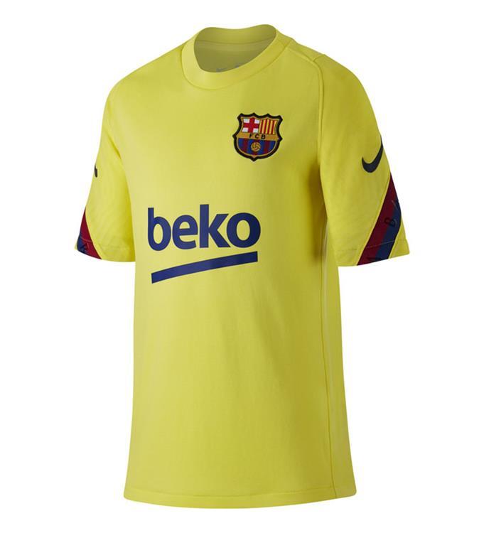 Nike FC Barcelona Trainingstop SS 2019/2020 Y