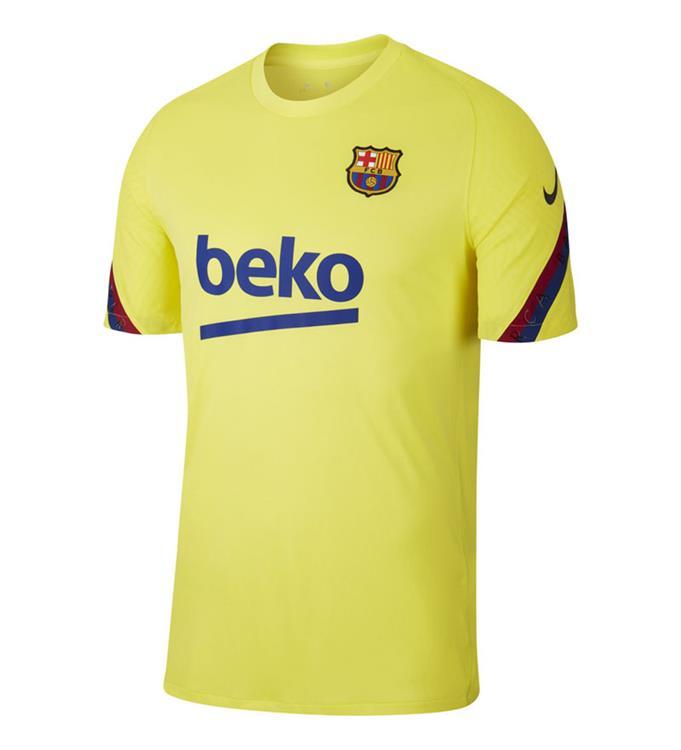 Nike FC Barcelona Breathe Strike Top SS 2019/2020 M