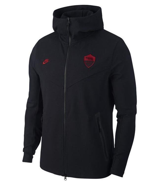 Nike Sportswear AS Roma TCH PCK Hoodie FZ CL 2019/2020 M