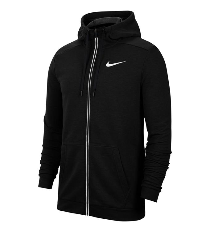 NOS NIKE DRIFIT MEN FZ Fleece,BLACK