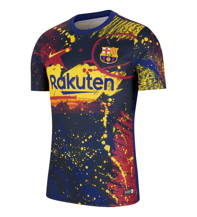 Nike FC Barcelona Voetbaltop SS 2019/2020 M
