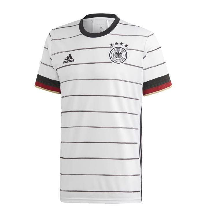 adidas Duitsland Thuisshirt 2019/2020 M