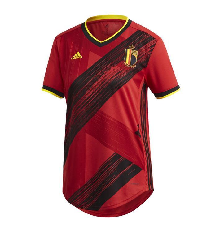 adidas Woman België Thuisshirt 2021/2022