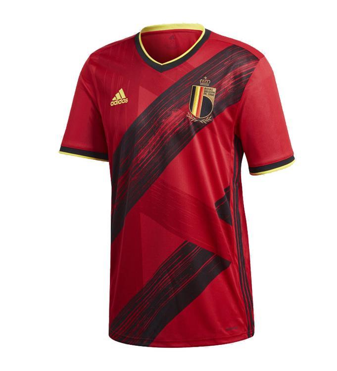adidas Men België Thuisshirt 2021/2022