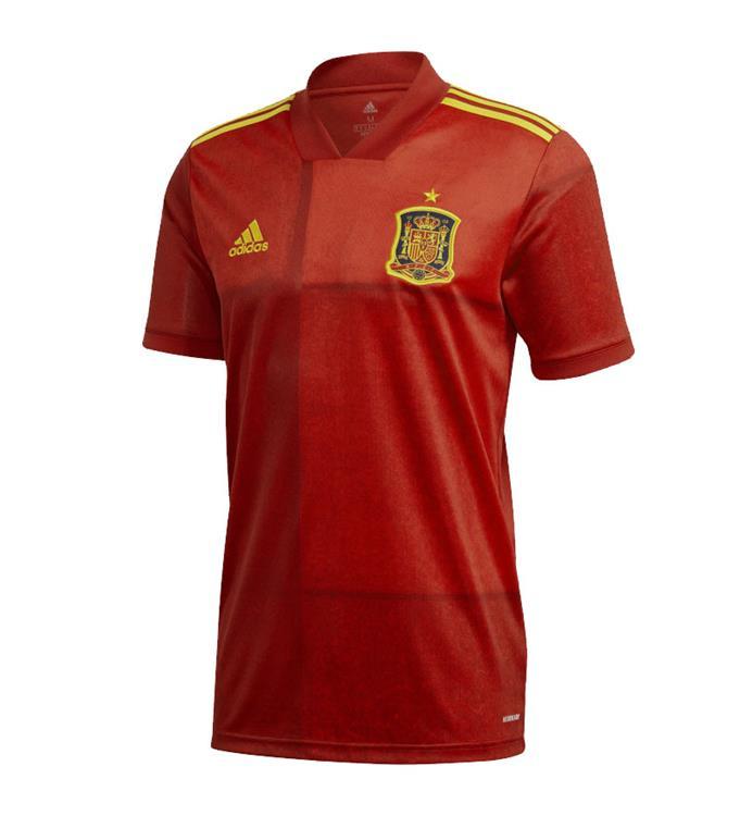 adidas Men Spanje Thuisshirt 2021/2022