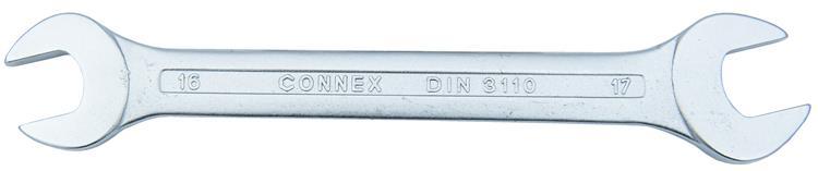 Connex Steeksleutel 16x17mm