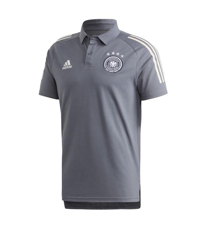 adidas Duitsland Poloshirt 2019/2020 M