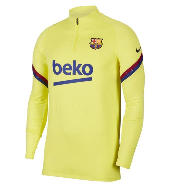 Nike FC Barcelona Dri-FIT Strike Trainingstop 2019/2020 M