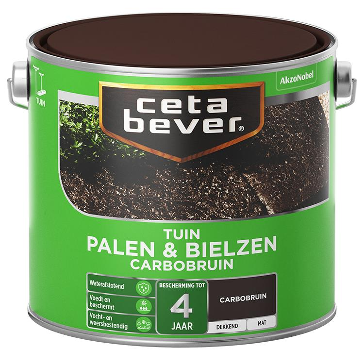 Cetabever Palen & Bielzen Carbobruin 2,5L