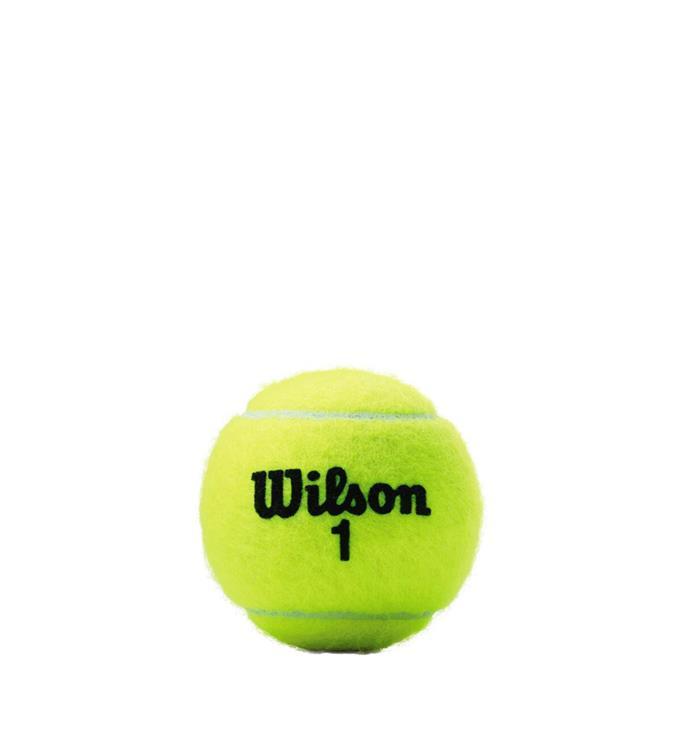 Wilson CHAMP XD TBALL 3 BALL CAN Tennisballen