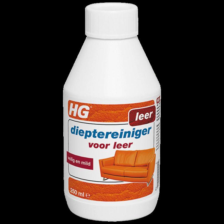 HG dieptereiniger voor leer 250 ml