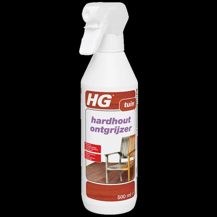 HG hardhout ontgrijzer 500ml