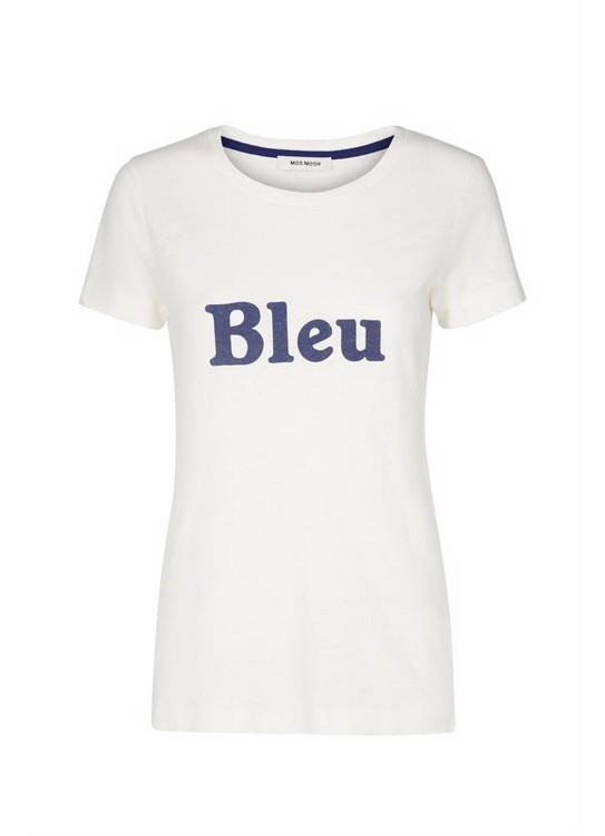 Mos Mosh T-Shirt Bianca