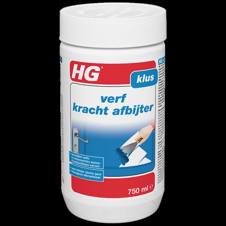 HG verf kracht afbijter 750 ml