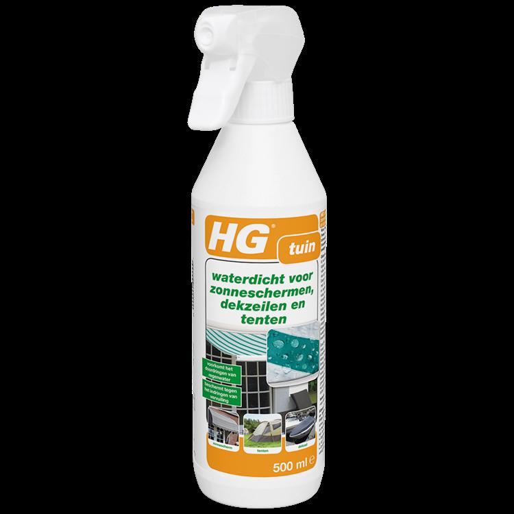 HG waterdicht voor zonneschermen, dekzeilen en tenten 500 ml