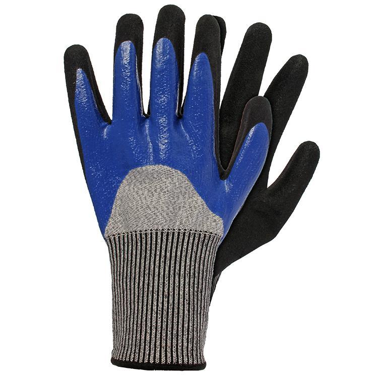 Werkhandschoenen snijbestendig maat L